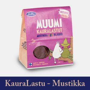 BitMix tuotteet Muumi Mustikka Kauralastut 190g